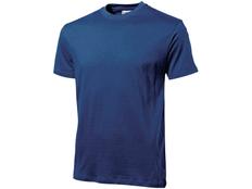 Футболка мужская US Basic Heavy Super Club, синяя фото