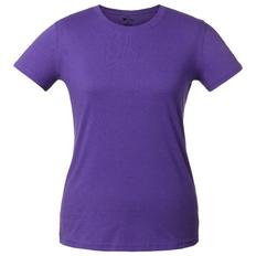 Футболка женская T-Bolka Lady, фиолетовая фото