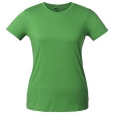 Футболка женская T-Bolka Lady, ярко-зеленая фото
