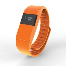 Фитнес браслет XD Collection Keep Fit, OLED экран, оранжевый фото