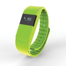 Фитнес браслет XD Collection Keep Fit, зеленый фото
