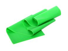 Фитнес-резинка Superelastic, нагрузка до 13.6 кг, латекс, зеленая фото