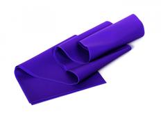 Фитнес-резинка Superelastic, нагрузка до 9 кг, латекс, фиолетовая фото