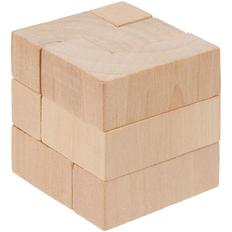 Головоломка Cubism, бежевая фото