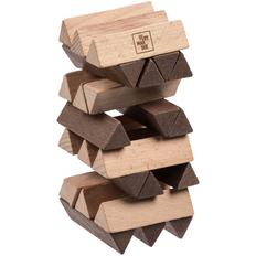 Игра-башня Very Marque Wood Job, натуральное дерево фото