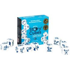 Игра «Кубики историй. Действия» фото