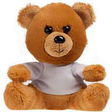 Игрушка «Медвежонок Топтыжка», коричневый фото