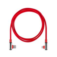 Кабель Rombica Digital Electron I, красный фото