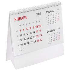 Календарь настольный Адъютант Nettuno, белый фото