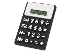 Калькулятор Splitz, черный/ белый фото