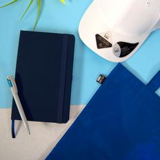 Ручка шариковая пластиковая Lecce Pen Kiki Ecoline, экопластик, серая / черная фото