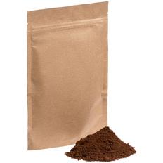 Кофе молотый Brazil Fenix, в коричневой упаковке фото