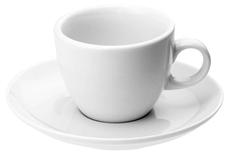 Кофейная пара Seltmann Meran, белая фото