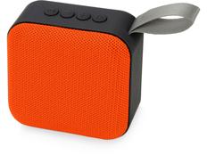 Колонка беспроводная Otto, оранжевая фото