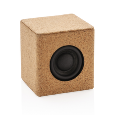 Колонка беспроводная XD Collection Cork, коричневая фото