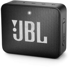 Колонка Bluetooth JBL GO 2, 730 mAh, черная фото