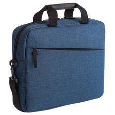 Конференц-сумка Burst, синяя фото