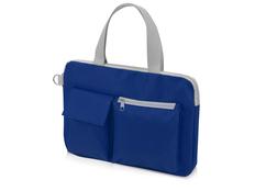 Конференц сумка для документов Event, синяя фото