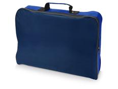 Конференц сумка для документов Торрингтон, синий фото