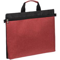 Конференц-сумка Molti Melango, красная фото