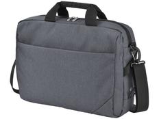 Конференц-сумка Navigator для ноутбука 14, черный, серый фото