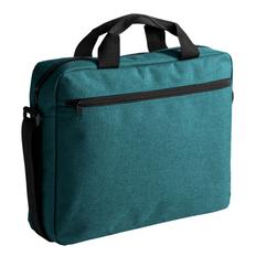 Конференц-сумка Unit Member, синяя фото