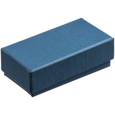 Коробка для флешки Minne, синяя фото