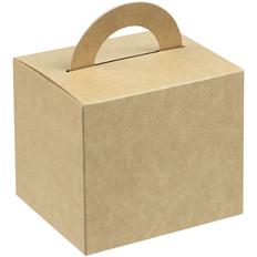 Коробка для кружки Storiginal, крафт фото