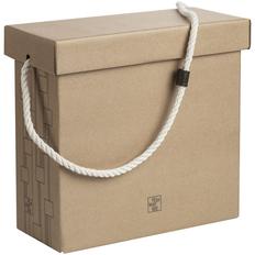 Коробка Very Marque, большая, крафт фото