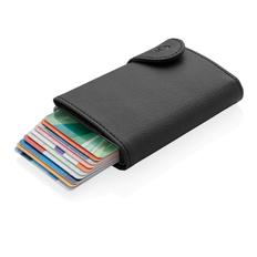 Кошелек с держателем для карт C-Secure RFID, графит фото