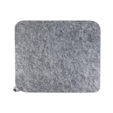 Коврик для сауны из войлока, серый фото