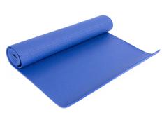 Коврик для фитнеса Pro, синий фото