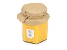 Крем-мед с ягодами годжи фото
