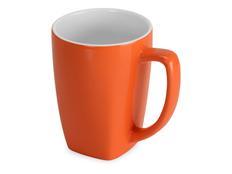 Кружка Айседора, 260 мл., оранжевая фото