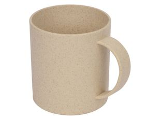 Кружка из пшеничного волокна Wheat, бежевая фото