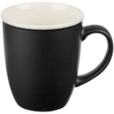 Кружка Molti Doppel, черная фото