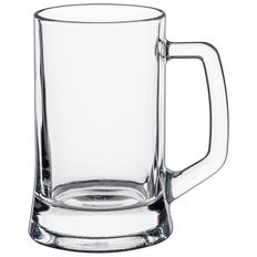 Кружка пивная Pub, прозрачная фото