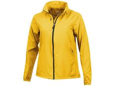 Куртка женская Elevate Flint, желтая фото