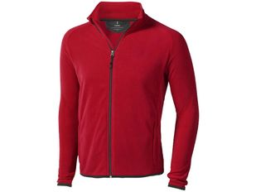 Куртка флисовая мужская Elevate Brossard, красная фото