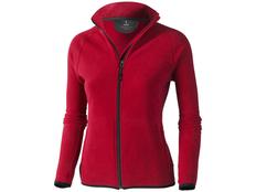 Куртка флисовая женская Elevate Brossard, красная фото