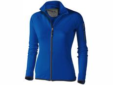 Куртка флисовая женская Elevate Mani, синяя фото