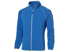 Куртка из микрофлиса мужская Slazenger, небесно-голубая фото