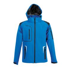 Куртка мужская JRC Artic, ярко-синяя фото