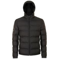 Куртка мужская Sol's Ridley Men, черная фото