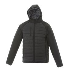 Куртка мужская JRC Tibet, чёрная фото