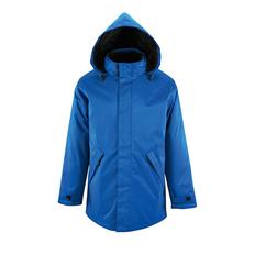 Куртка на стеганой подкладке Sol's Robyn, ярко-синяя фото