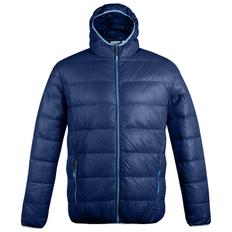 Куртка пуховая мужская Stride Tarner, темно-синяя фото