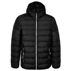 Куртка пуховая мужская Stride Tarner Comfort, черная фото
