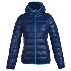 Куртка пуховая женская Stride Tarner Lady, темно-синяя фото