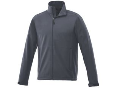 Куртка софтшел мужская Elevate Maxson, серая фото
